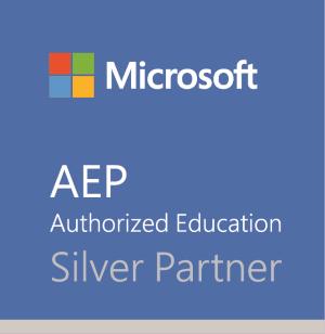 edu_AEP_silver_badge_vertical_hires