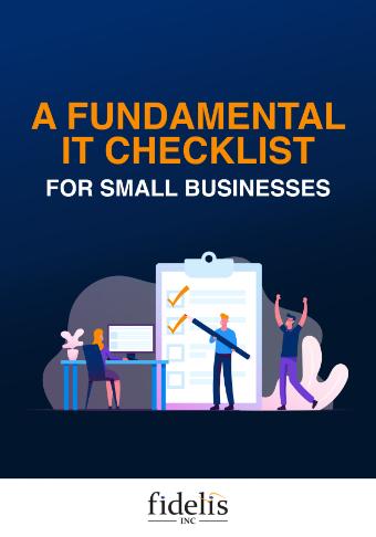 LD-Fidelis-A-Fundamental-IT-Checklist-for-SMB-Cover